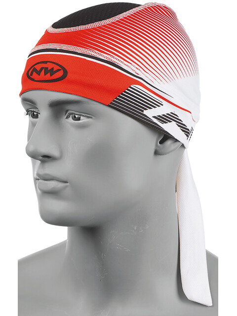 Northwave Bandana Headwear red/white